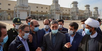 سفر رئیس بنیاد مستضعفان به خوزستان