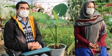فیلم | گلخانه خانوادگی در «ملاحسن»/ معلولیت، محدودیت نیست