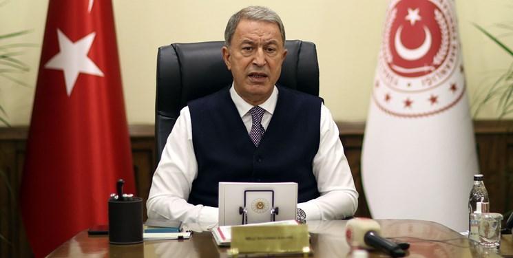وزیر دفاع ترکیه: فرودگاه کابل امن نباشد، افغانستان منزوی میشود