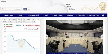 کاهش 13 هزار و 857 واحدی شاخص بورس تهران/ اعتراض سهامداران به افت قیمت پالایشی یکم