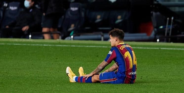 ۱۰ بازیکن فوتبال با بیشترین کاهش ارزش/ستاره برزیلی بارسلونا در صدر+عکس