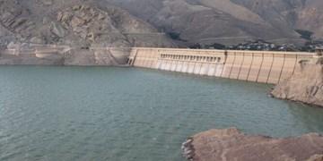 سطح آب سد کوثر گچساران 94 سانتی متر افزایش یافت