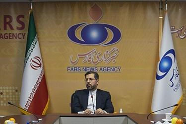 سعید خطیب زاده سخنگوی وزارت امور خارجه جمهوری اسلامی ایران