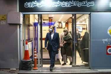 بازدید سخنگوی وزارت امور خارجه |||  از خبرگزاری فارس