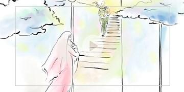 داستانک| وقتی حاج قاسم  در خاصترین روز زندگی همسر شهید مهمان خانه او شد