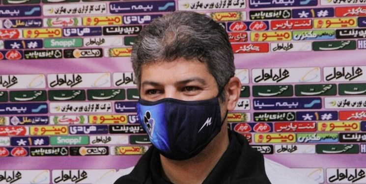پاشایی: پرسپولیس بهترین تیم ایران است اما دنبال نتیجه خوب هستیم/ به بازیکن تاثیرگذار اجازه جدایی نمی دهیم