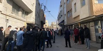 تجمع ویلاسازان شرق اصفهان مقابل دفتر نمایندگان مجلس
