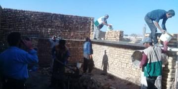 «مکتب شهید سلیمانی» و ساخت واحدهای مسکونی برای نیازمندان حاشیه شهر مشهد