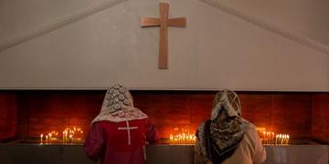 آغاز سال میلادی 2021 ||| در کلیسای گریگور لوساووریچ مقدس