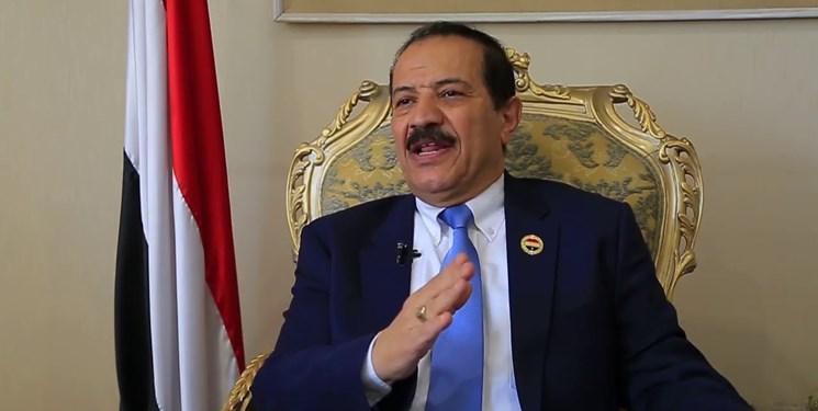 يمن،دولت،ايران،نجات،وزير،ملي،فرستاده،خارجه،آمريكا،قدردان،عبد ...