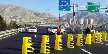 انسداد محور کندوان تا ساعت 17 امروز/برف و باران در جادههای 9 استان