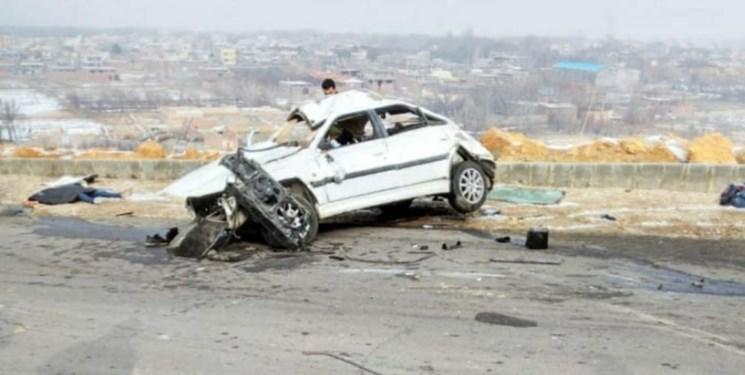 ۳ کشته و مصدوم در واژگونی پژو  پارس در یاسوج