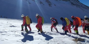برگزاری دوره بازآموزی طرح امداد و نجات زمستانه در سمنان+ تصاویر