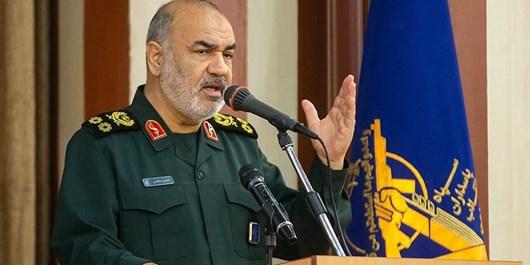 تشکر ویژه فرمانده کل سپاه از رسانه ملی در بحث مقابله با کرونا