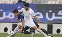لیگ ستارگان قطر|پیروزی الریان مقابل الغرافه با خلیل زاده