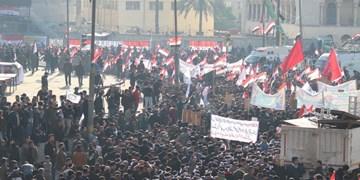 ارزیابی سرویس مبارزه با تروریسم عراق از مراسم سالروز فرماندهان شهید مقاومت