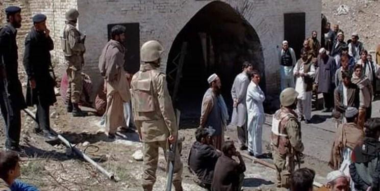 11 معدنچی در پاکستان ربوده و کشته شدند