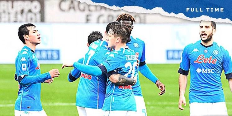 جام حذفی ایتالیا| شاگردان گتوزو با غلبه بر امپولی صعود کردند