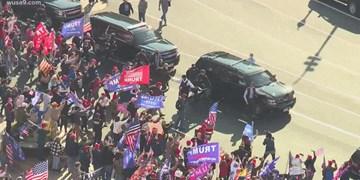 ترامپ در تظاهرات خیابانی علیه نتیجه انتخابات در واشنگتن شرکت میکند