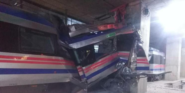 حادثه در مترو تبریز/  مترو بیمه است، نگران نباشید!