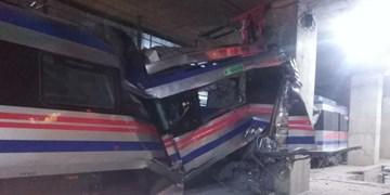 مسببان حادثه قطار شهری تبریز باید شناسایی شود/ قطار شهری فاقد سیستم مانیتورینگ و سیگنالینگ