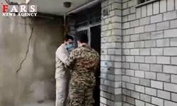 فیلم| اقدامات متنوع بسیجیان قزوین به نام سردار دلها
