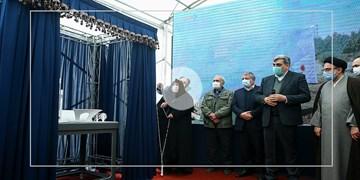 رونمایی از طرح بنای یادمان سردار حاج قاسم سلیمانی و ابومهدی المهندس و یارانشان