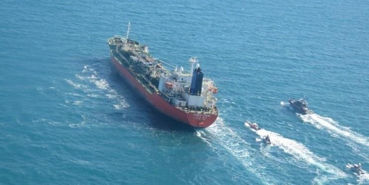 احتمال اقدام قانونی کره جنوبی درباره نفتکش توقیفی