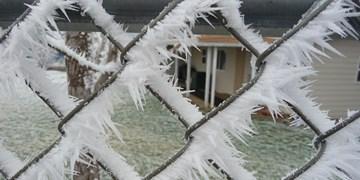 یخبندان صبحگاهی در اردبیل/ دمای فرودگاه اردبیل به 29درجه زیرصفر رسید