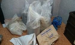کشف مواد قنادی حاوی «هروئین» در گمرک بازرگان