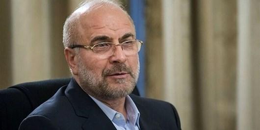 گفتوگوی تلویزیونی رئیس مجلس در سالگرد شهادت سردار سلیمانی