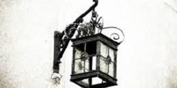 اولین خیابان ایران که با چراغ برق روشن شد