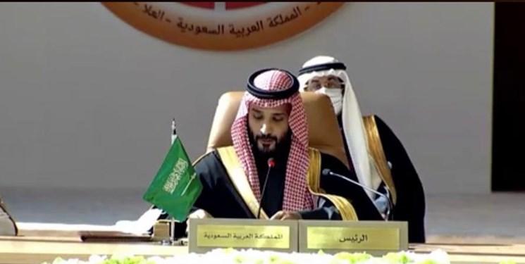 آشتیکنان با قطر با چاشنی لفاظی علیه ایران  بنسلمان: برنامه هستهای ایران صلح منطقه را تهدید میکند