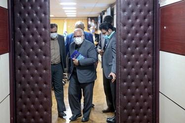 رئیس کمیته امداد  در خبرگزاری فارس