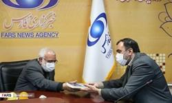 رئیس کمیته امداد امام خمینی(ره)  از خبرگزاری فارس بازدید کرد