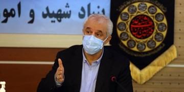 رئیس بنیاد شهید: تفاوتی میان خانواده شهدای منا، سلامت و مدافع حرم نیست