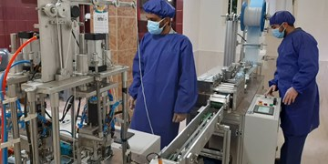 از مهندسی معکوس تولید مکانیزه ماسک تا تصویب قانون حمایت از کارآفرینان کرونایی