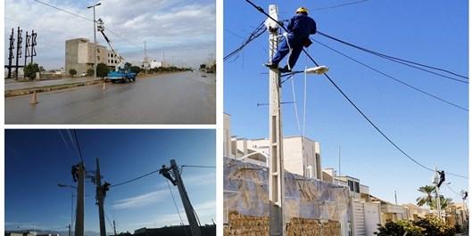 تبدیل ۳۷۰ کیلومتر شبکه سیم مسی به کابل خودنگهدار در استان فارس