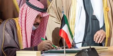 گفتوگوی تلفنی امیر کویت و شاه سعودی پس از اجلاس