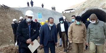 اعتبار لازم برای تکمیل تونل گورمیزه تأمین میشود