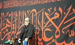 شهید سلیمانی  ناامنی را از جامعه بشری دور کرد