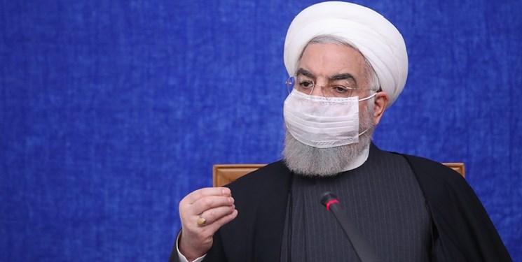 روحانی: امروز برجام زنده و سرحالتر از دیروز است/ الحمدلله دفتر سیاه ترامپ برای همیشه بسته میشود