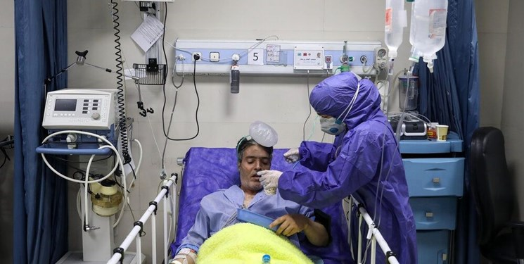 اضافه شدن ۲۳۳ بیمار کرونایی در مازندران