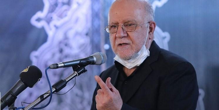 زنگنه: دشمنان نتوانستند صادرات نفت ایران را به صفر برسانند
