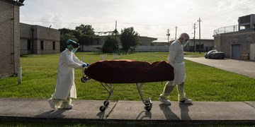 تلفات کرونا در آمریکا به 500 هزار نفر نزدیک شد