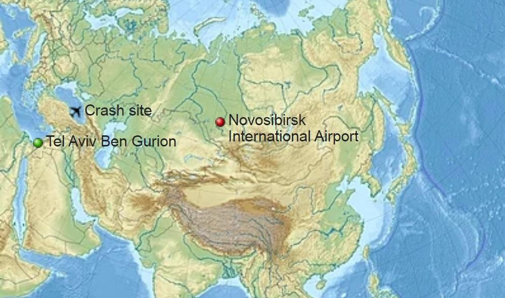 13991017000840 Test NewPhotoFree - هواپیماهایی که در چهارگوشه دنیا با شلیک موشک ساقط شدند