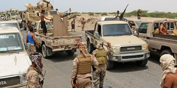 تنش نظامیان سعودی با عناصر منصور هادی در جنوب یمن