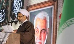 اجلاسیه پایانی سالگرد شهادت حاجقاسم در کرمان