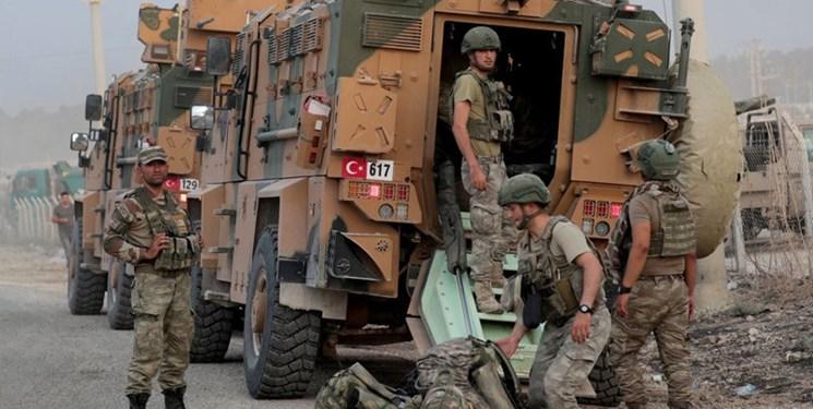 ترکیه ۲۵۷ نیروی ویژه به شمال سوریه اعزام کرد