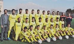 باخت ستارگان کرمانشاه در گام نخست لیگ دسته سه